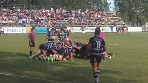 Tucumán Rugby fue el dueño del scrum