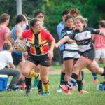 Se jugó la tercera fecha del Iniciación en el rugby femenino