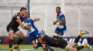 Como buen sudafricano Stormers hizo sentir el rigor físico