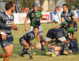 Uni recibe a Tucumán Rugby (Foto: Prensa URT)