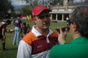 Planificación. Alejandro Molinuevo se reunió con todos los entrenadores para organizar el futuro.