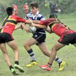 Se jugó una fecha más de juveniles en el torneo de la URT