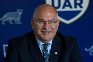 El presidente de la UAR, Carlos Araujo habló de todos los temas con Rugby Tucumano Radio.