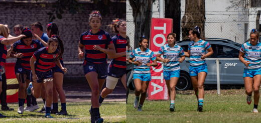 Las chicas de Aguará Guazú y Alberdi ya conocen sus rivales