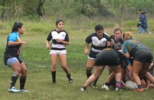 Corsarios y COIPU fue uno de los partidos que se jugó de la tercera fecha. (Foto: URT)