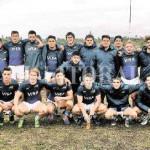 Carrera, García y Mansilla, Pumitas campeones en Uruguay