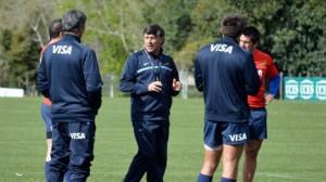 Daniel Hourcade, el head coach de Los Pumas analizó la importancia de los amistosos.