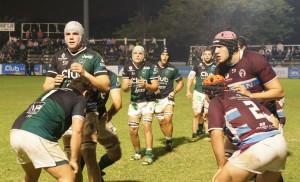 El líder más líder. Tucumán Rugby sigue invicto en 14 fechas.