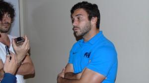 Martín Landajo considera que los franceses tomaron nota del primer partido y cambiarán cosas para el segundo.