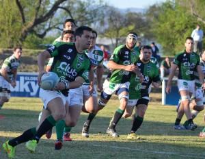 Tucumàn Rugby ganò con autoridad en Salta. (Foto: Jorge Skaf - Norte Rugby)