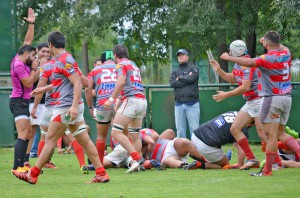 LE COSTO. Lince obtuvo un trabajoso triunfo en Famaillá ante COIPU (Foto: Archivo Rugby Tucumano)