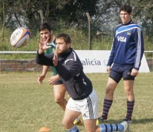 Convocados. Andrés Odstricil y Ferro, serán del primer entrenamiento. (Foto: La Gaceata)