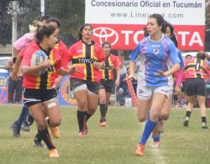 Cardenales jugará una de las semifinales con Monteros Rugby.