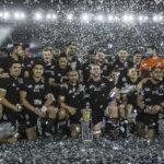 El resumen del partido Los Pumas – All Blacks