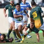 El sueño de Los Pumitas se estrelló ante Sudáfrica