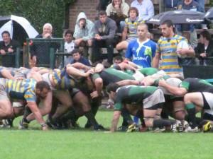 Hindú aprovechó sus situaciones. (Foto: Rugby Tucumano)