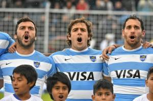 Tres titulares. Martín Landajo, Nicolás Sánchez y Joaquín Tuculet serán titulares en el debut ante Sudáfrica.