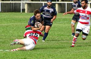 Tucumán Rugby y Universitario lograron las victorias más abultadas.