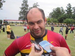 Juan Pablo Lagarrigue.