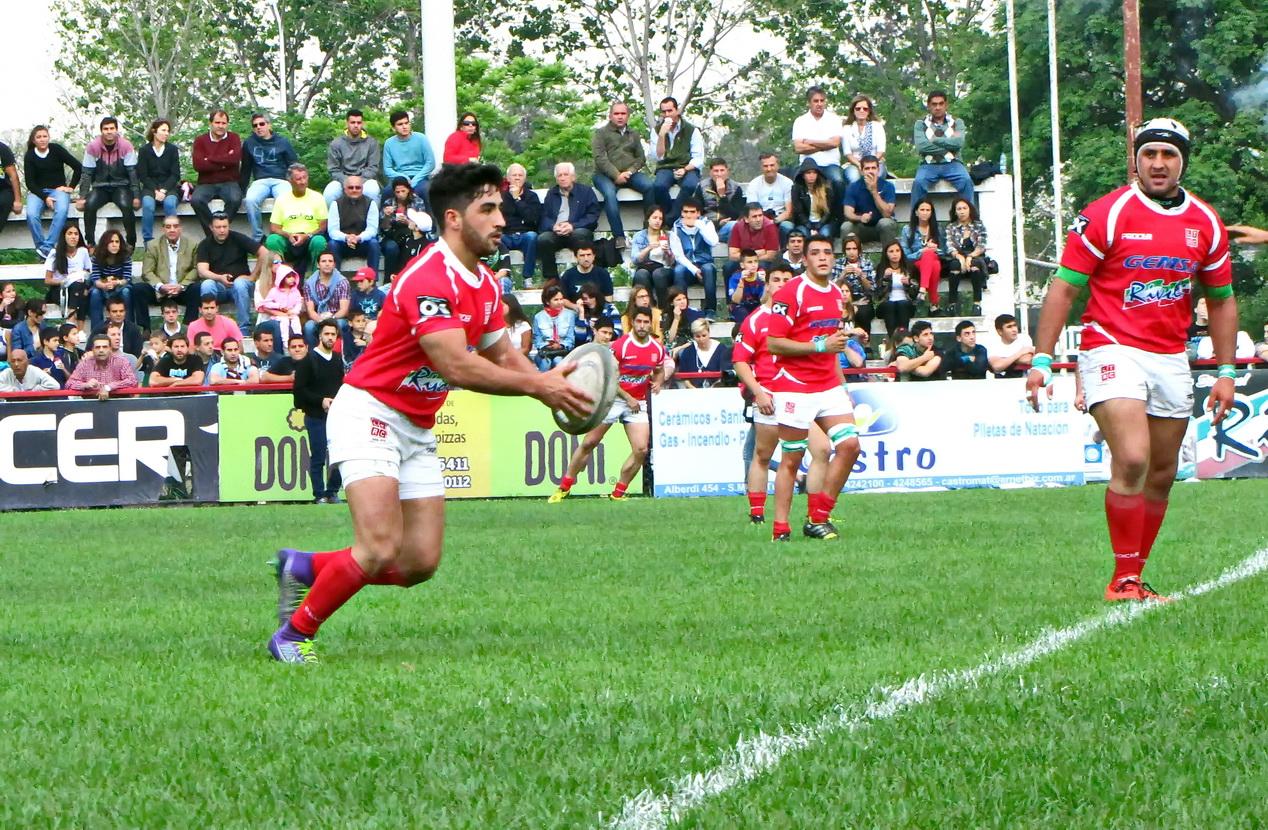 Los Rojos recuperaron la memoria – Rugby Tucumano