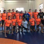 Los Jaguares a puro entrenamiento en el CENARD