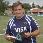 Ricardo Le Fort se suma al staff de Pumitas