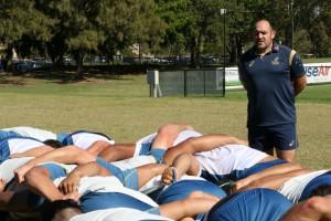 VUELTA LA PAGO. Ledesma sería anunciado en octubre, después de la Rugby Championship.