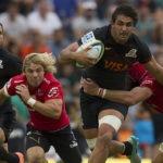 Pablo Matera, el nuevo capitán de Jaguares