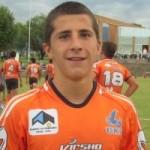 CONTENTO. Matías Sauze, de Tucumán Rugby, uno de los convocados.
