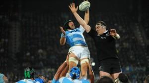The Rugby Championship - All Blacks v Argentina, 6 September 2014