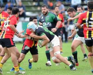 Tucumán Rugby y Cardenales será el partido central del cuadrangular.