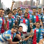 Los Pumas terminaron quintos en Hong Kong