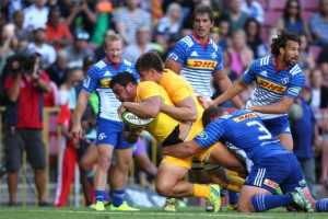 DHL Stormers and the Jaguares Super Rugby