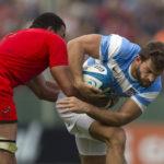 Los Pumas elegidos para enfrentar a Inglaterra