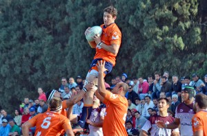 Tucumán recibirá a Rosario en el Parque 9 de Julio (Foto: Horacio Cortez, de Norte Rugby)
