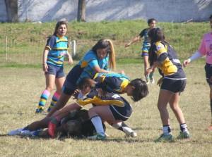 Rugby Femenino 5 fecha SM
