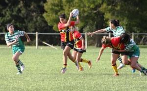 Rugby femenino en La Plata