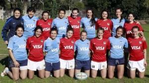 Rugby femenino para Valentin Suarez