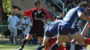Los árbitros continúan con su postura de no dirigir (NdR: la foto es meramente ilustrativa, No tiene relación directa con el sr Santiago Altobelli)