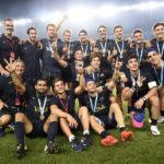 Los Pumas se quedaron con el bronce en Sydney