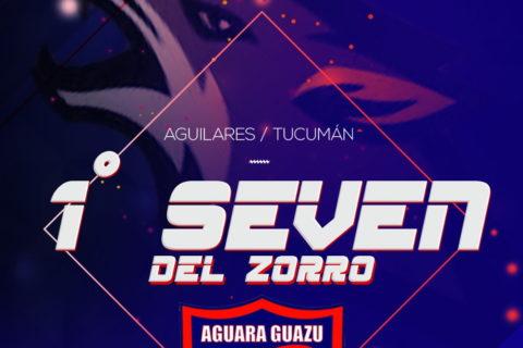 Primer Seven del Zorro