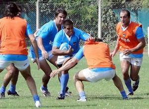 Roberto Tejerizo será titular en el partido ante Uruguay (Foto: UAR)