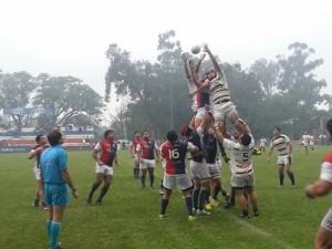 Hubo paridad en las formaciones fijas. (Foto: Rugby Tucumano)