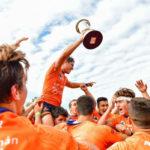 Los Naranjitas revalidaron el título en Santa Fé