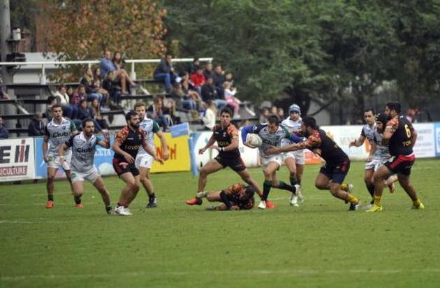 Lawn Tennis y Tucumán Rugby son los nuevos punteros – Rugby Tucumano