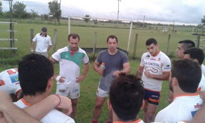 Molinuevo y López González ya eligieron y ahora van a buscar el t{itulo a Paraná.
