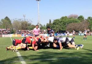 Gran partido de Universitario que sigue en carrera (Foto: URT)