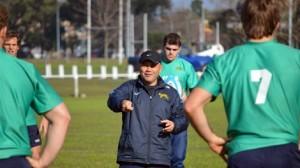 El head coach tendrá un plantel largo para evaluar en Córdoba. (Foto: UAR)
