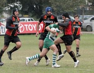 El Pony volverá a jugar con la purpurada en Concepción. (Foto Archivo Norte Rugby)