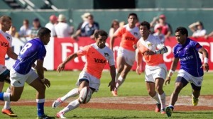 HSBC Sevens World Series - Dubai 2013